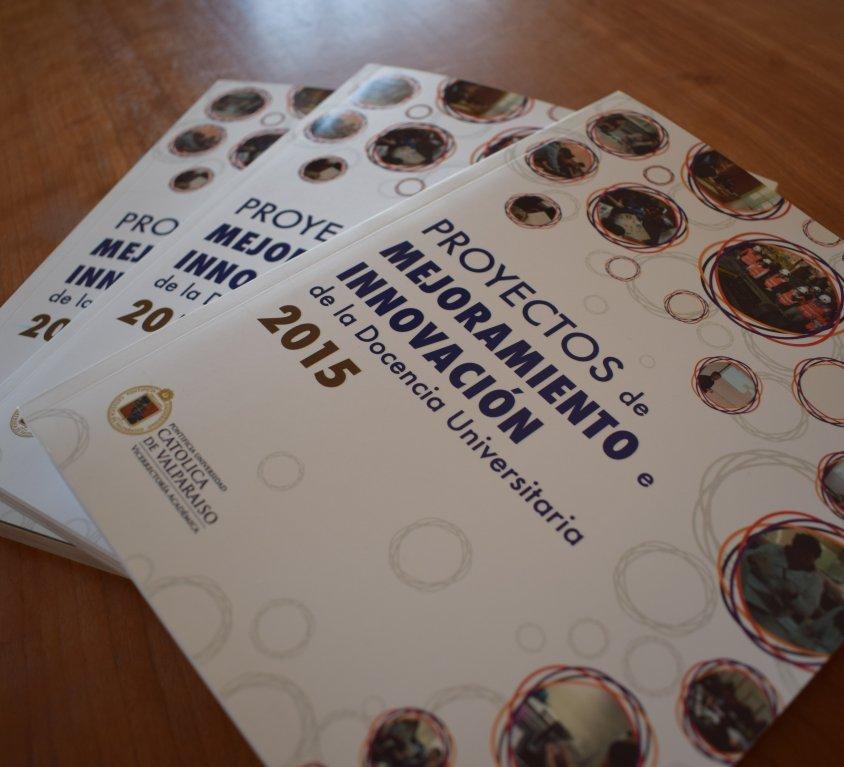 Libro de Proyectos 2015