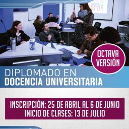 Diplomado Docencia Universitaria 6 junio